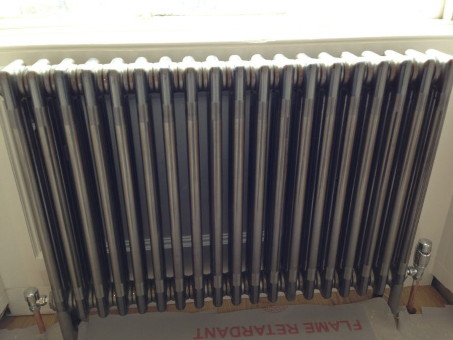 A wide range of radiators are available